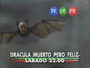 Telefe promo dracula 1999