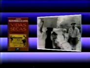 Vidas Secas 1987 VHS TVC 1