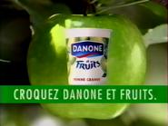 Danone et Fruits RL TVC 1998
