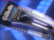 Gillette Sensor RLN TVC 1990 1