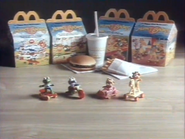 McDonald's Happy Meal Muppet Babies RLN TVC 1988 2