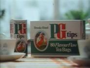 PG Tips AS TVC 1983
