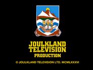Joulkland Productions endcap 1986