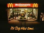 McDonalds AS TVC - Big Mac - 1985