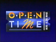 Open Time MNET ID 1991