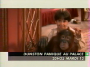 Canal Plus promo - Dunston Panique Au Palace - 1998