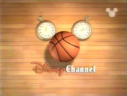 Disney Channel ID - Basketball (1999)