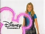 Disney Channel ID - Chelsea Staub (2008)