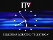 LWT 1989 clock