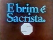 Sacrista PS TVC 1976