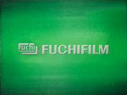 TN1 sponsorship billboard - Fuchifilm - 2001