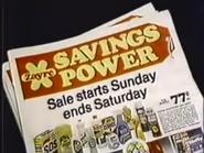 Zayre eruowood ad 1980
