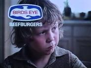 Birds Eye Beef Burgers AS TVC 1976