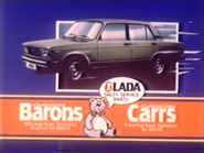 Barons and Carrs AS TVC 1985