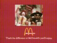 McDonalds AS TVC 1983