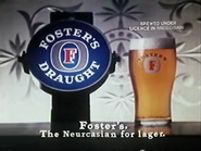 Fosters AS TVC 1981
