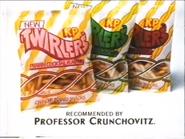 KP Twirlers AS TVC 1985