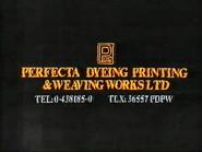 Perfecta GH TVC 1985