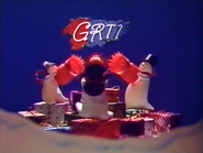 GRT1 Christmas ID 1984 nighttime