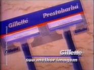 Gillette Prestobarba TVC 18-4-1992