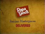 Papa Ginos TVC 1994