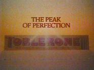 Toblerone AS TVC 1982