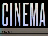 Canal Plus bumper - Cinema - 1984