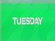 Mnet tuesday 1995