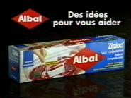 Albal Ziploc RL TVC 1998