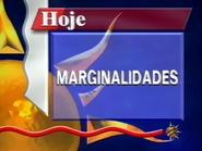 Canal 1 promo - Marginalidades - 1995