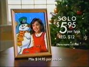 Sears URA Frosty TVC 2000 Spanish
