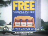 Shell AS TVC 1986 Jar Sets