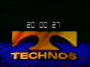 Sigma Technos clock 1986