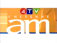 4TV promo - Cheyenne AM - 2002
