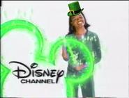 Disney Channel ID - Kyla Pratt (St. Patrick's Day, 2003)