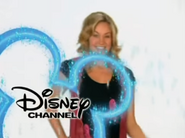 Disney Channel ID - Tiffany Thornton (2009)
