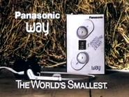 Panasonic Way AS TVC 1982