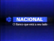 Sigma sponsorship billboard - Nacional - 18-4-1992