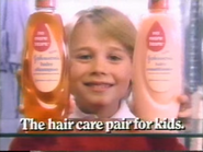 Johnson's Baby Shampoo and Johnson's Baby Conditioner TVC - March 1987 - 1
