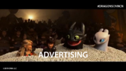 NCN x HTTYD3 2019 commercial break
