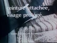 SR seatbelt TVC 1982