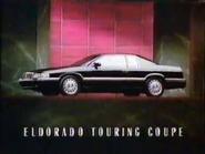 Cadillac Eldorado Touring Coupe URA TVC 1991