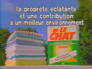 Le Chat RLN TVC 1989