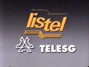Listel Telesg TVC 1988