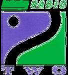 Radio 2 logo 1990 2
