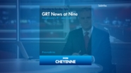 GRT News at Nine promo on GRT Cheyenne (2015)