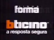 Linha Forma Bticino TVC 18-4-1992