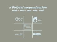 Polytel SNR TG DR 2 GRT AOS endcap 1974
