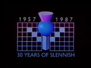 Slennish 30 years id 1987