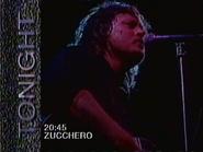 MNET promo Zucchero 1991